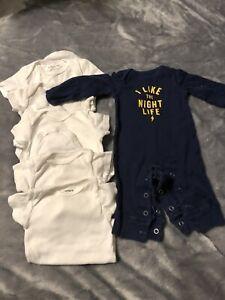 Newborn onesies & Romper