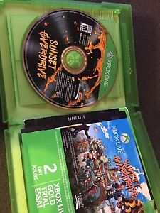 XBOX ONE VIDEO GAME