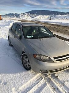 04 Chevy optra hatchback