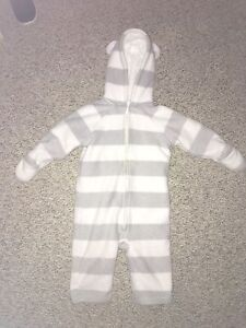 12-18 old navy fleece suit