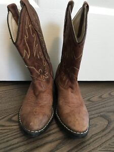 Size 11 Old West Boots