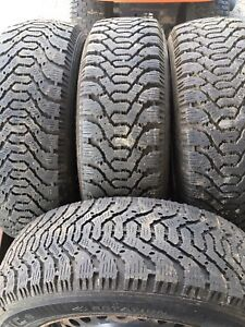 4 Nordic Winter Tires