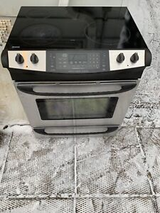 Kenmore glass top stove & oven