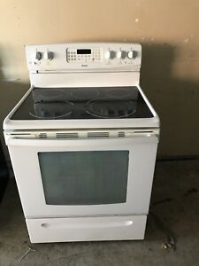 "Excellent working 30""w Stove can DELIVER"