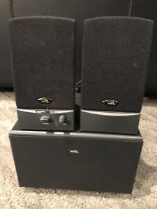 Computer Speakers and Sub-Woofer