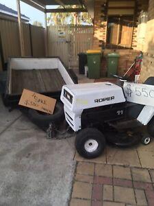 Trailer 6x4 $320 ride on mower $400