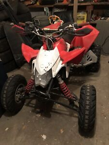 Race quad for sale