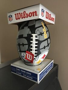 NFL official football Pittsburgh Steelers wilson