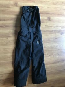 Boys Spyder full bib snow pants size 6