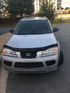 2006 Saturn Vue (Manual/standard)