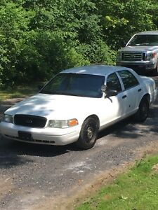 2011 Ford Crown Vic PP