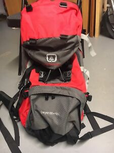 """Backpack """" outbound canyon 55+10L"""