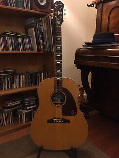 Epiphone Texan acoustic guitar