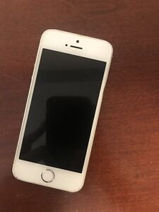 Mildly used iPhone 5S 16GB