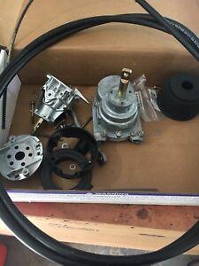 Tilt steering for F17