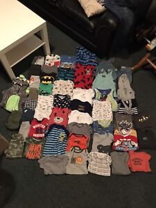 50 Boys Clothing Items 6months-12months