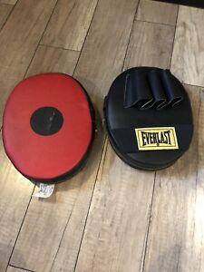 Mitaines de frappe pour sports de combat