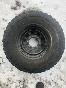285/75/16 tires and 8 bolt rims