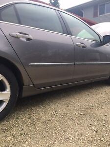 Parts: Acura Rl 2005-2008 parted out