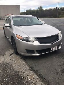2009 Acura TSX need gone