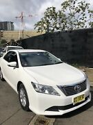 Toyota Aurion 2014 Wolli Creek Rockdale Area Preview