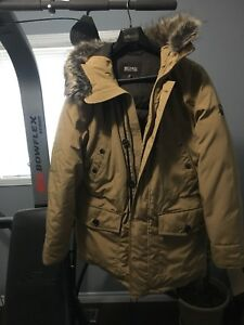 Michael Kors Mens Down jacket coat parka NEW