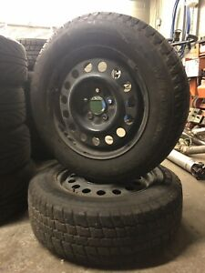 "215 65 16 - Cooper Tires ""only two"""
