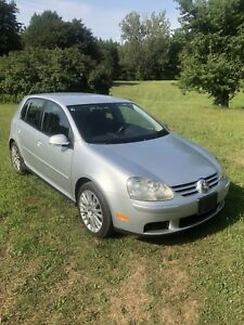 2007 Volkswagen Rabbit 5spd manual