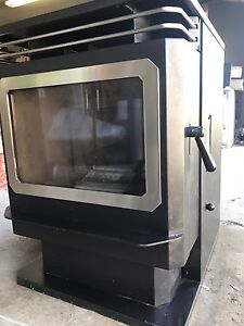 Archgard pellet stove