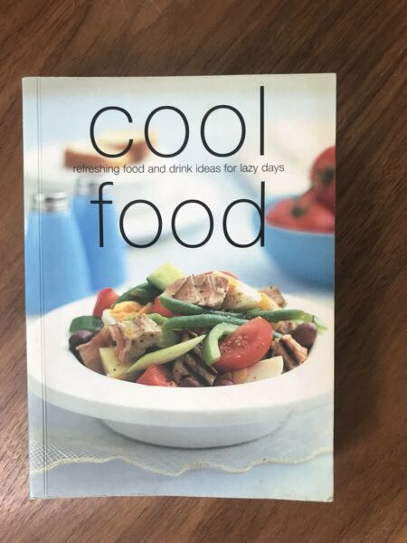 Cooking recipe book cool food other books gumtree cooking recipe book cool food south yarra stonnington area image 2 1 of 3 forumfinder Images