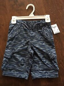 Osh Kosh shorts 2T (brand new with tags)