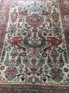 Handmade Wool Carpet with Exotic Designs
