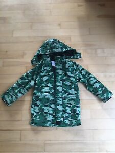 Rain Jacket for boy (size 7)