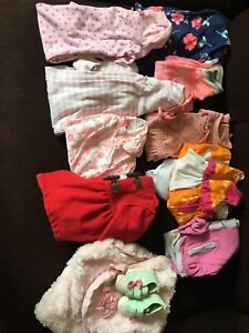 Baby girl caters lot
