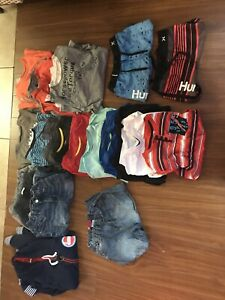 Lot de vêtements 7-8 ans