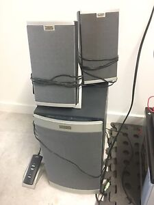 Altec Lansing 2.1 speakers Mountain Creek Maroochydore Area Preview