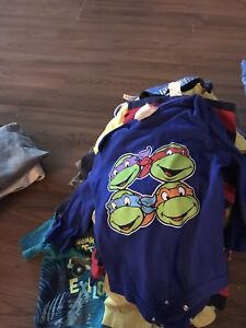 All clean boys clothing 3 months -2T
