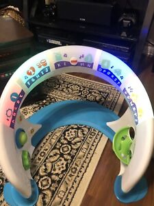 Fisher Price bright beats smart touch play space