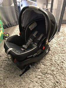 Car seat and base