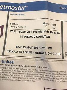 St kilda vs Carlton medallion club Mont Albert North Whitehorse Area Preview