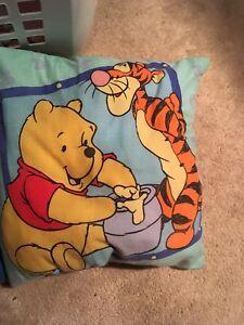 Winnie the Pooh pillows