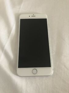 128GB iPhone 6 Plus- Silver -Unlocked