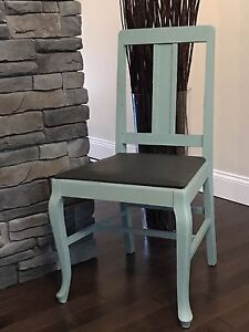Beautiful Refinished Chair