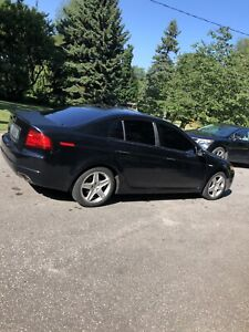 2004 Acura TL Navi Package