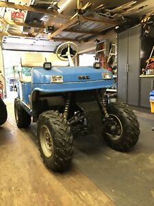 Honda foreman 450cc golf cart