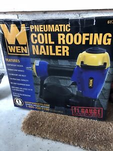 Roofing nailer and roofers spade