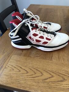 Adidas Dereck Rose basketball shoes