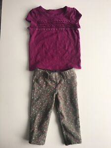 12m Circo Outfit