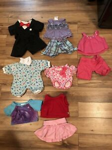 Build a Bear Clothing and Accessories *price reduced*