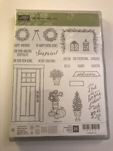 Stampin Up At Home With You Bundle